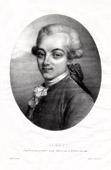 Ritratto di Gilbert du Motier Marchese de La Fayette (1757-1834)