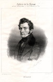 Portrait of Désiré Nisard (1806-1888) - French Politician and Author