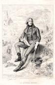 Portr�t von Lazare Hoche (1768-1797) - Franz�sischer General der Revolutionszeit