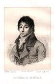 Portr�t von Louis Joseph du Plessis de Gren�dan (1767-1842) - Rechtsanwalt und Franz�sisch Politiker