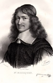Portrait of Nicolas Fouquet - Superintendent of Finances under Louis XIV