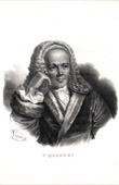Portrait of Fran�ois Quesnay (1694-1774) - French Doctor and Economist