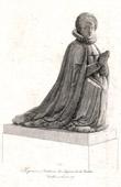 Portrait of Catherine de Nogaret de la Valette (?-1587) - Wife of Henri de Joyeuse (1563-1608)