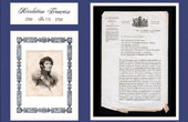 Historical Document - French Revolution - 1799 - Jean-Baptiste Jules Bernadotte - Amnesties for the Deserters