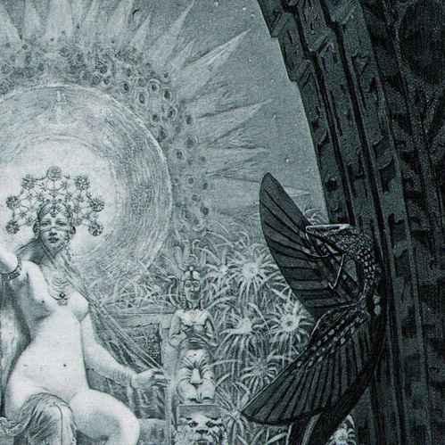 Antique Prints Painting Exposition 1888 Louis Chalon