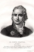 Portrait of Jean-Antoine Chaptal (1756-1832) - Chemist and French Politician
