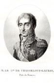 Portrait of Fran�ois de Chasseloup-Laubat (1754-1833)