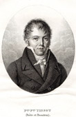 Portrait of Pierre-Fran�ois Tissot (1768-1854) - French Author