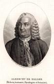 Portrait of Albrecht von Haller (1708-1777)