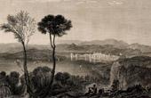 View of Euboea - Negroponte - Chalcis - Greek Islands (Greece)