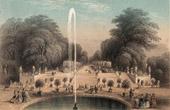 The Orangerie - Gardens of the Castle of Saint-Cloud (France)