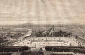 View of Paris - Place de la Concorde