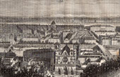 View of Lyons - Rhône (France)
