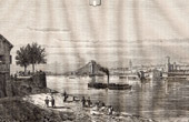 View of Valence - Dr�me (France)