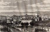 View of Saint Brieuc - C�tes d'Armor (France)