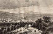 View of Draguignan - Var (France)
