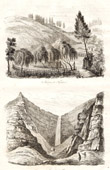 Ile Sainte-Hélène - Tombeau de Napoléon - Cascade de Briars