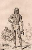 Tikopia Island - Melanesia - Solomon Islands - Natives