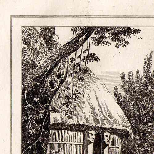 grabados antiguos nueva caledonia ocean a islas del pacifico nativos grabado en talla. Black Bedroom Furniture Sets. Home Design Ideas