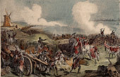 French Army - Siege of Ypres - French Revolutionary Wars - 1794