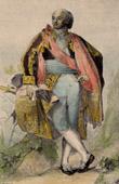 Portrait - Marquis de P�rignon (1754-1818) - Marshal of the Empire - Napoleon Bonaparte