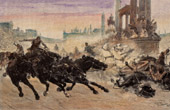 Ancient Rome - Chariot racing