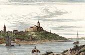 View of Saint-Florent (Haute Corse - France) - Corsica