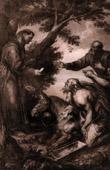 Pintura - Milagro de Antonio de Padua (Antoon van Dyck)