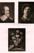 Painting - Portraits (J. von Sandrart) (C. Seibold) - Still life (J. Marrell)