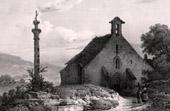 Chapel close to Le Tr�port (Seine-Maritime - France)
