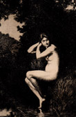 Art Nude - Female Nude - Woman (Jean-Jacques Henner)