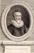 Portrait of Fran�ois de Malherbe (1555-1628)