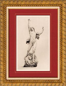 La Douleur d'Orphée - Orpheus' sorrow (Charles Raoul Verlet)