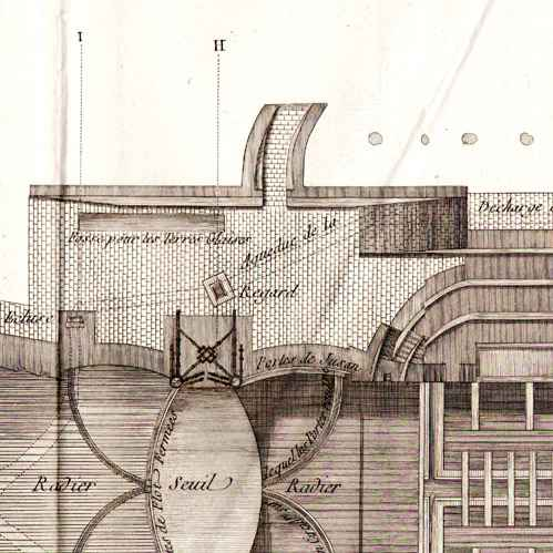 Gravures anciennes marine royale fran aise 1787 for Rochefort construction