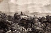 View of Neuchâtel (Switzerland)