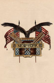 Coat of arms of the New York City (United States)