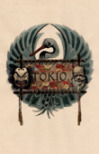 Coat of arms of the Tokyo city (Japan)