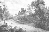 Castle Reisensburg - G�nzburg - Bavaria (Germany)