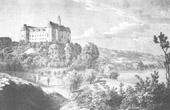 Greinburg Castle - Strudengau - Bezirk Perg - Danube (Austria)