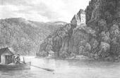 Grempenstein Castle - Danube (Austria)