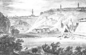 Festung Ruschtschuk - Donau - Danuvius (Bulgarien)
