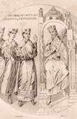 Charlemagne - Charles the Great Receives the Ambassadors of Pope Constantine
