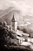 Church of  Voreppe - Isère - Rhône-Alpes (France)