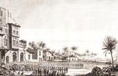 Napoleonic Wars - Napoleonic Campaign in Egypt - Napoleonic Soldier - Rosetta (Egypt)