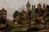 Castle of Nuremberg (Germany)