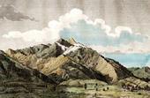 View of Canigou (Pyr�n�es-Orientales - France) - Mountain - Pyrenees - Pyr�n�es