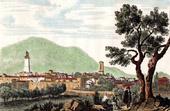 View of Draguignan (Var - France)