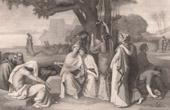 Exil in Babylon - Jews - Jerusalem - Nebuchadnezzar II