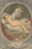 Erotic Art - XVIIIth Century - Collection De L'Amour 04/06 - La Chemise Enlev�e (Jean-Honor� Fragonard)