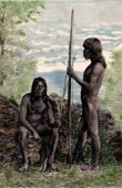 Caraya Indians (Brazil - South America)